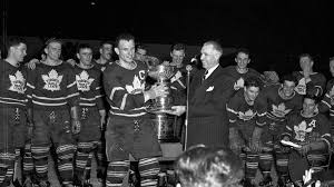 stanley cup chions 1940 1949