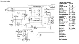 1997 gsxr 750 tachometer wiring diagram 2006 Suzuki Gsxr 600 Wiring Diagram Rear Wheel Fender