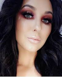 jaclyn hill dark hair. her palette is releasing soon!! so pumped jaclyn hill dark hair e