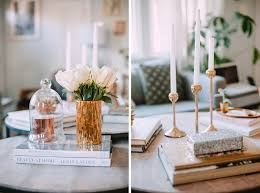 Living Room Table Decorating How To Style A Coffee Table Like A Professional