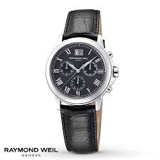 jared raymond weil men s watch tradition chrono 4476 stc 00600 hover to zoom