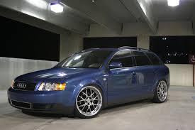 2005 Audi A4 avant (8e) – pictures, information and specs - Auto ...