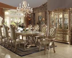 Charming Design Elegant Dining Room Sets Attractive Amazing - Formal round dining room sets