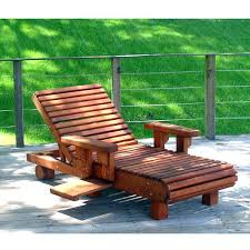 wood chaise lounge. Wood Chaise Lounge Outdoor Chairs Ergonomic Redwood Furniture Chair N