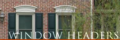 exterior vinyl pediments. window headers are great in both vinyl and fypon exterior pediments r