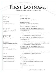 Chronological Resume Template Download Best Of Resumes Download Free Chronological Resume Template Download Free
