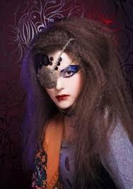 rocker pirate makeup