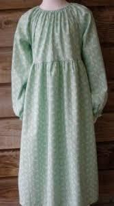 Peasant Dress Pattern Stunning Girl Peasant TopDress With Raglan Sleeves Pattern