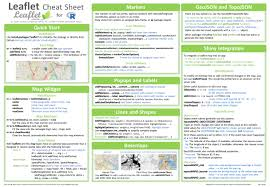 Statistics Worksheet Interesting Cheatsheets RStudio