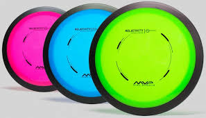 Mvp Disc Sports Flight Chart Relativity Understable Distance Driver By Mvp Disc Sports