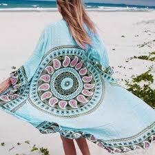 Bohemian Style Beachwear   Boho <b>Swimsuit Cover</b>-<b>ups</b>– Boho ...