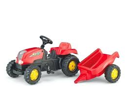 tractor trailer ride on toy home toys gifts kids ride on toys kid pedal tractors dumper