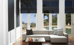 QMotion Automated Roller Shades
