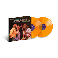 <b>Here</b> At Last… <b>Bee Gees</b> Live: Exclusive Orange Vinyl