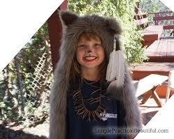 stylish diy werewolf costume