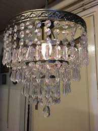 small chandelier for in a portal or hallway 2nd half of the 20th century france