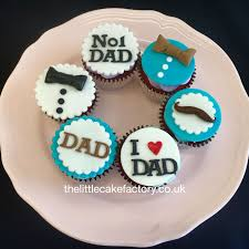 Cupcake Designs For Men Fathers Day Cupcakes Fathers Day Cupcakes Fathers Day