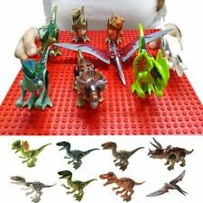 <b>Assemble Building Blocks Jurassic</b> Park Dinosaur World Pterosaurs ...