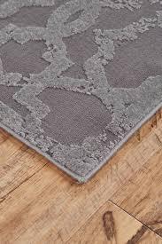 feizy rugs akhari 3675f silver area rug