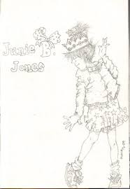 Small Picture Junie B Jones Printable Within Coloring Pages To Print And glumme