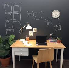 Creative kids will love Chalkboard Paint