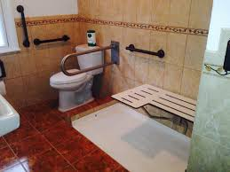 Handicap Accessible Bathroom Paragon Building Group Llc