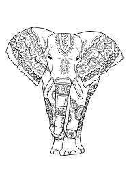 Click the baby elephant coloring pages to view printable version or color it online (compatible with ipad and android tablets). Elephants To Color For Children Elephants Kids Coloring Pages