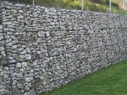 gabion rock natural stone paving