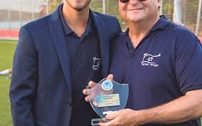Local lacrosse coach honored in Israel   New Jersey Jewish News