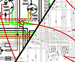 mgtc mg tc 1948 1949 uk spec color wiring diagram 11x17 image is loading mgtc mg tc 1948 1949 uk spec color