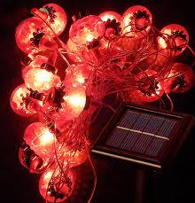 Solar lantern string lights Modern Recently Viewed Solar Lantern String Lights Shenchuang Solar Lantern String Lights