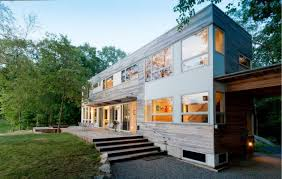 Convertable large shipping container homes