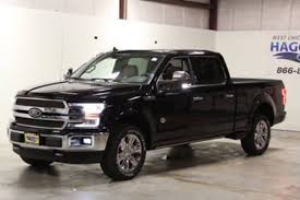 2018 Ford F-150 King Ranch Off Road With Alloy Wheels