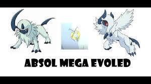 Absol Evolution Chart The End For Now Absol Mega Evolved Pokemon Brick Bronze