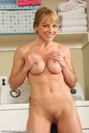 Older Fitness Naked Older Woman