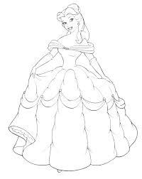 Cara menggambar gaun menggambar gaun pesta belajar menggambar baju yang mudah. Contoh Gambar Mewarnai Gambar Baju Princess Kataucap