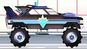 Xe cảnh sát | Pipo và xe cứu hộ/ hoạt hình dành cho thiếu nhi giống như  Minecraft - YouTube