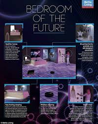 smart bedroom furniture. is this the bedroom of future floating beds smart carpets and 3d printed furniture could give everyone a good nightu0027s sleep m