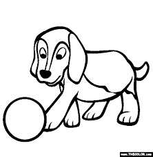 Small Picture That Dog That You Can Color Online Coloring Pages Coloring Pages