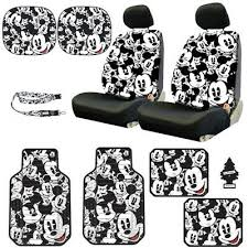 for kia new mickey mouse 14pc car seat