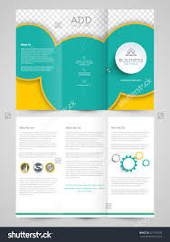 tri fold school brochure template high school brochure template popular sample templates