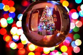 Christmas Lights How To Take Christmas Lights Photos With The Bokeh Effect