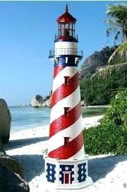 nautical yard decor nautical outdoor decor nautical treasures outdoor nautical outdoor decor outdoor lighthouse thermometer diy