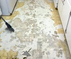 how to remove vinyl tile adhesive from concrete how to remove old vinyl flooring photo 4