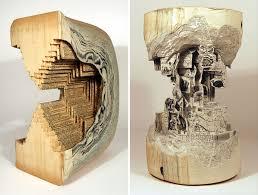 paper sculpture book surgeon brian dettmer 29