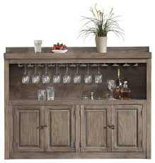 traditional wine and bar cabinets