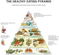 Nutrition Food Chart Harvards New Healthy Eating Plate Pros And Cons