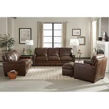 costco leather furniture. Windcrest 4-piece Top Grain Leather Set Costco Furniture Wholesale