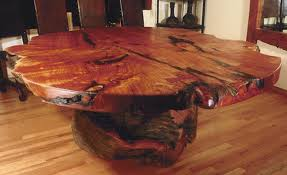 tree stump furniture. Contemporary Stump Rustic Western Dining Room Table With Stump Base With Tree Stump Furniture E