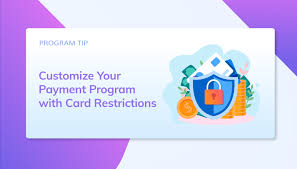 customize your payment program with card restrictions tip tuesday card restrictions